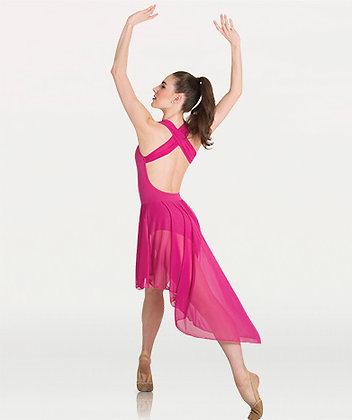 Cross-Strap Low Back Dress $44.99