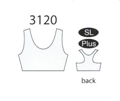 Mw 3120 Racerback Crop Top