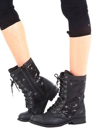 Gia Mia Kombat Boots