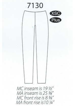MW 7130 Ankle Pants