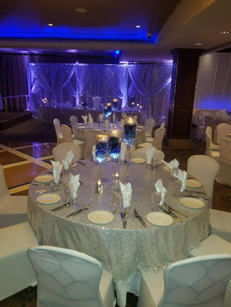 Centerpieces Sweet 16