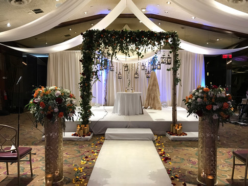 Indoors Ceremony