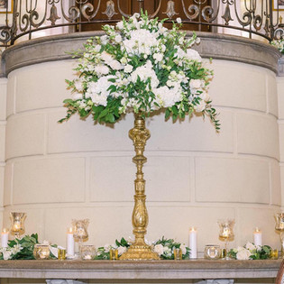 Place Card Table/Entrance