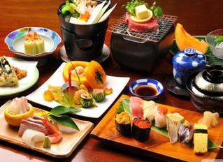 Comida japonesa, patrimonio cultural de la humanidad.