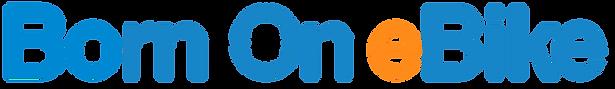 Logo Born On eBike