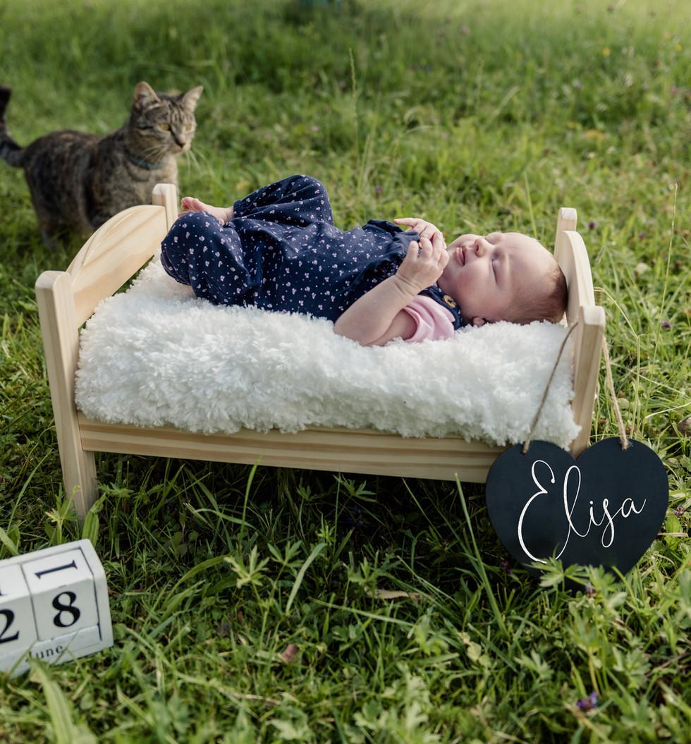 NEWBORN Fotografie Elisa Familienfotografin Karin Asen