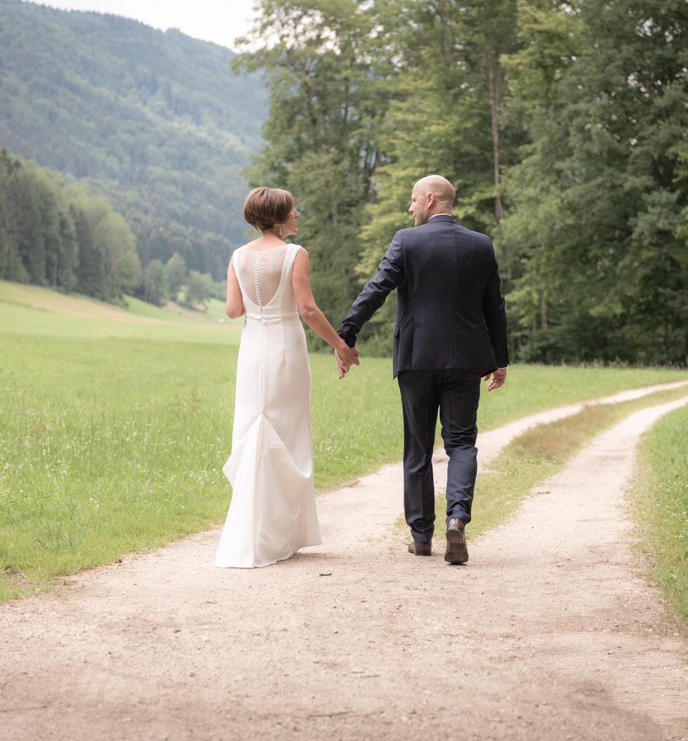 BRAUTPAARSHOOTING Brautpaar Monika & Florian Hochzeitsfotografin Karin Asen