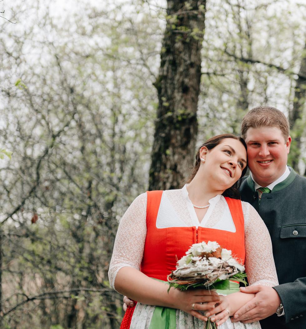 HOCHZEIT Brautpaar Stefanie & Florian Hochzeitsfotografin Karin Asen