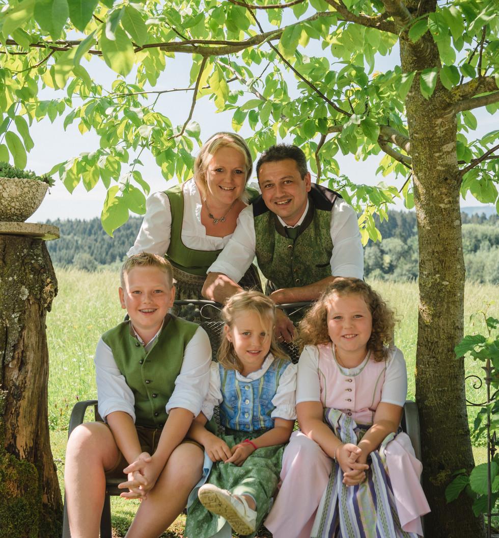 FAMILIENSHOOTING Fam. Renner Familienfotografin Karin Asen