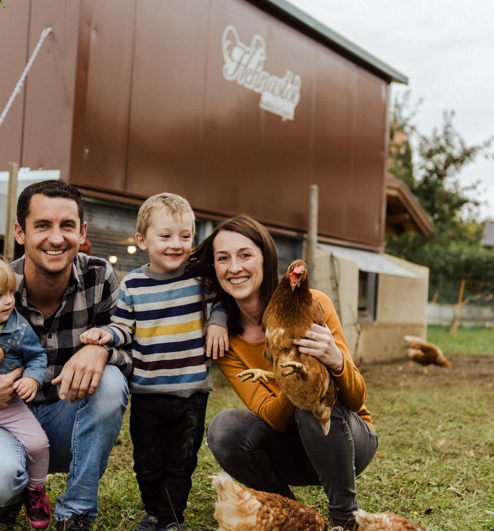 FAMILIENSHOOTING Fam. Altendorfer Familienfotografin Karin Asen