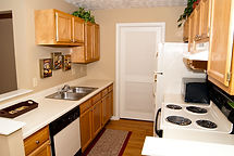 Valley View Condo Kitchen