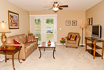 Valley View Condo Living Room