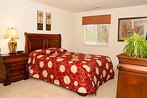 Valley View Condo Master Bedroom