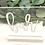 Thumbnail: Acrylic Reception Signs