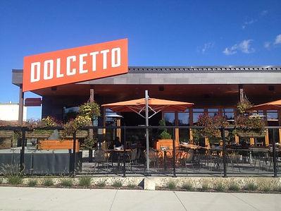 Dolcetto Italian restaurant, London, Ontario