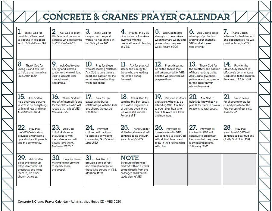 VBS Cranes Prayer Calendar.jpg
