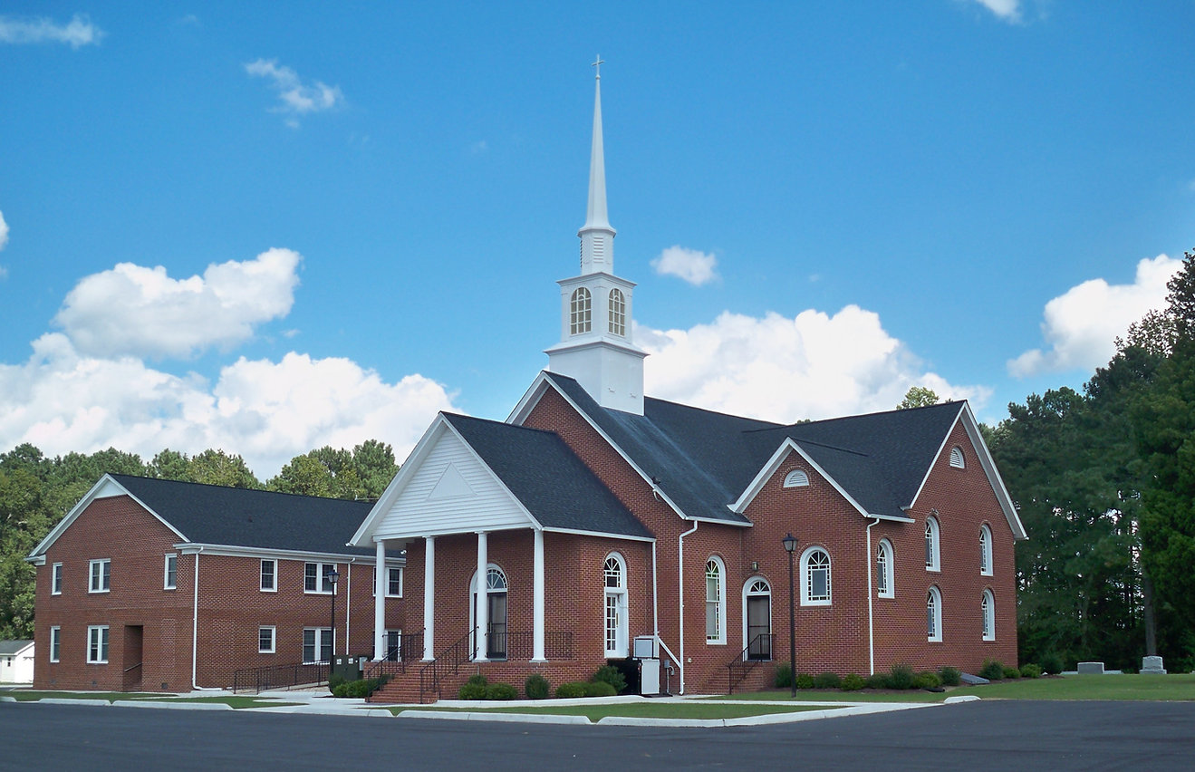 Macedonia Baptist Church in Edenton, NC