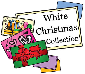 White Christmas Monetary Collection Colo