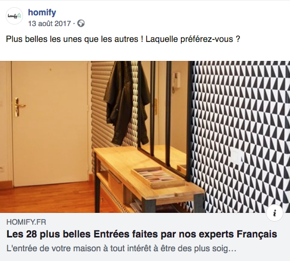 Homify France - 12/05/17