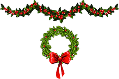 Christmas bough with wreath image.png