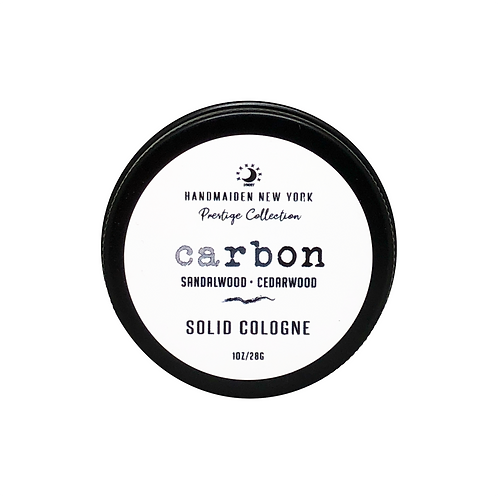 CARBON - SOLID COLOGNE
