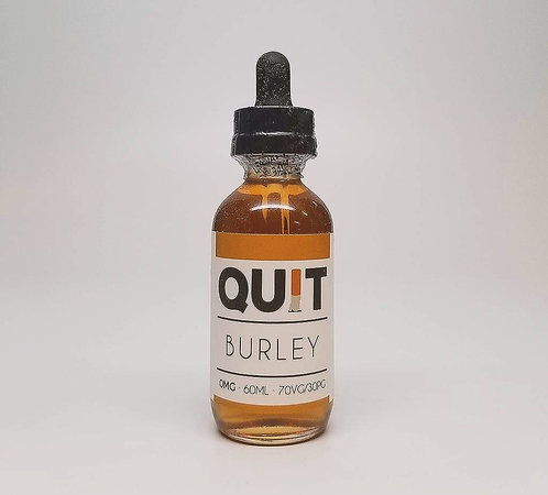 BURLEY BY USA VAPE LAB - QUIT