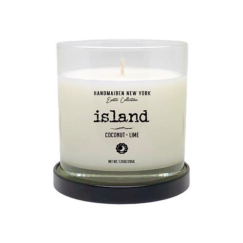 ISLAND - Lime + Coconut