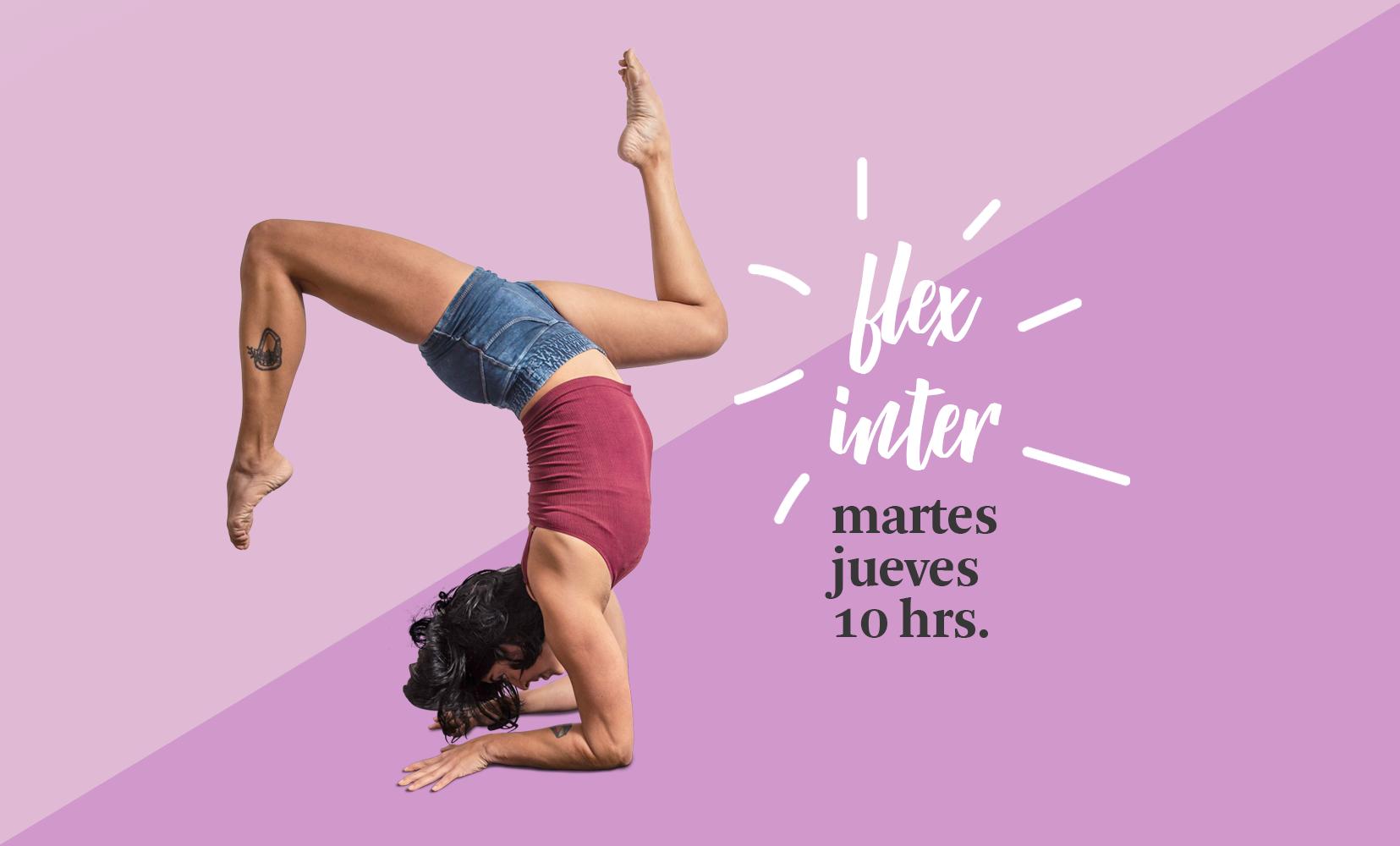 Flex Inter martes y jueves 10 hrs.