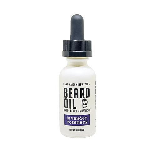 BEARD OIL - Lavender Rosemary