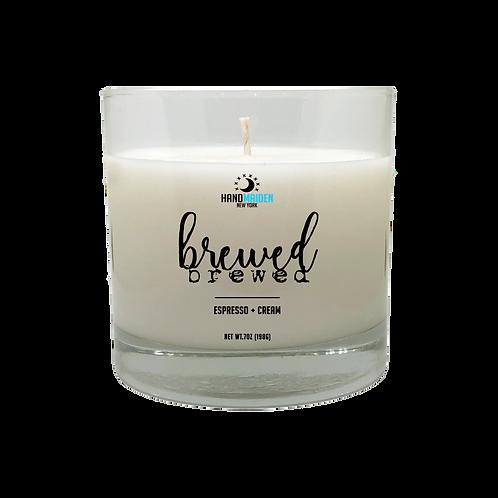 BREWED - Espresso + Cream