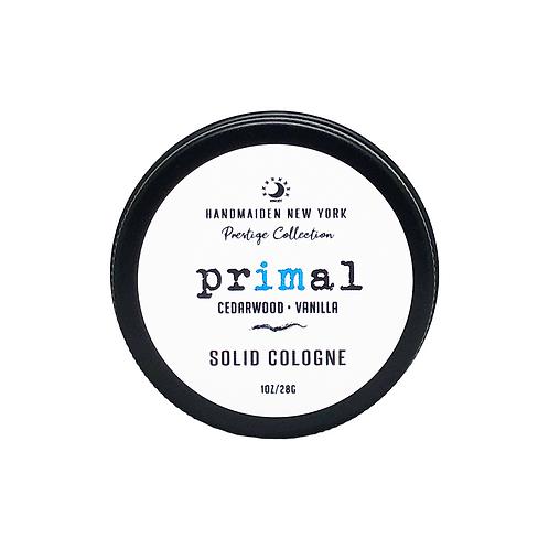 PRIMAL - SOLID COLOGNE