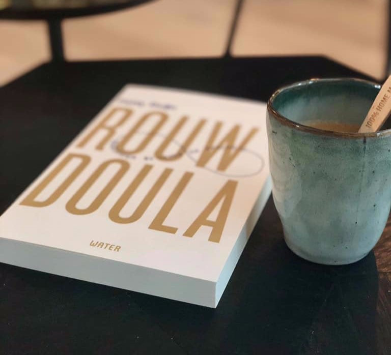 Rouwdoula; het boek