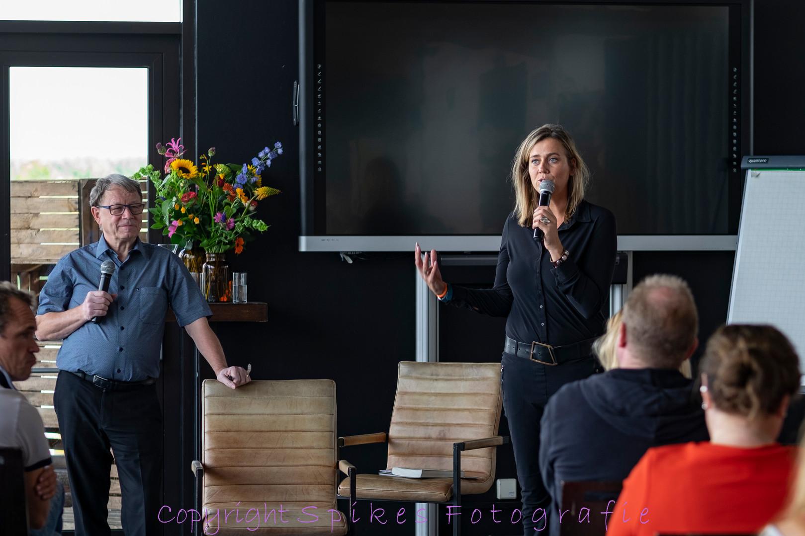 Rouwdoula lezing met Manu Keirse
