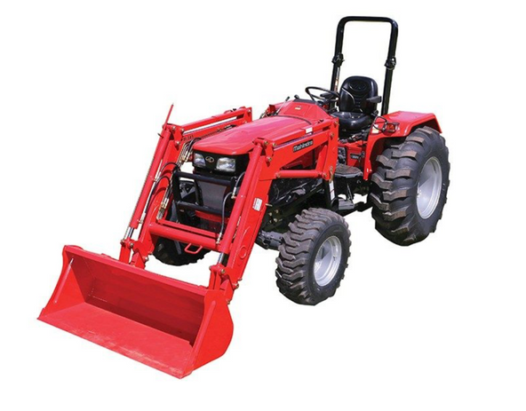 4025 2WD-4WD Series