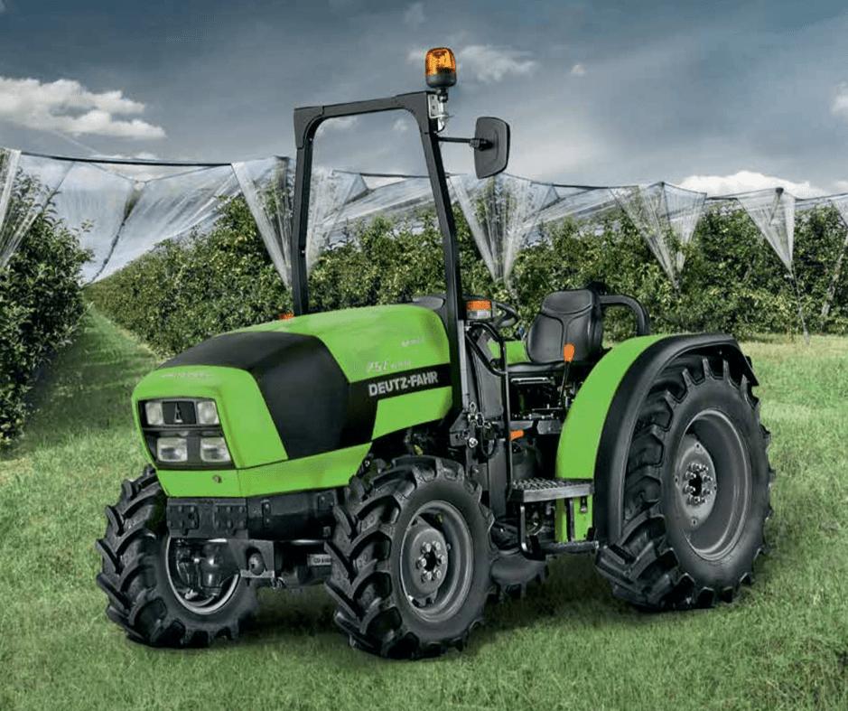 60-90hp ROPS & Cabin Tractors
