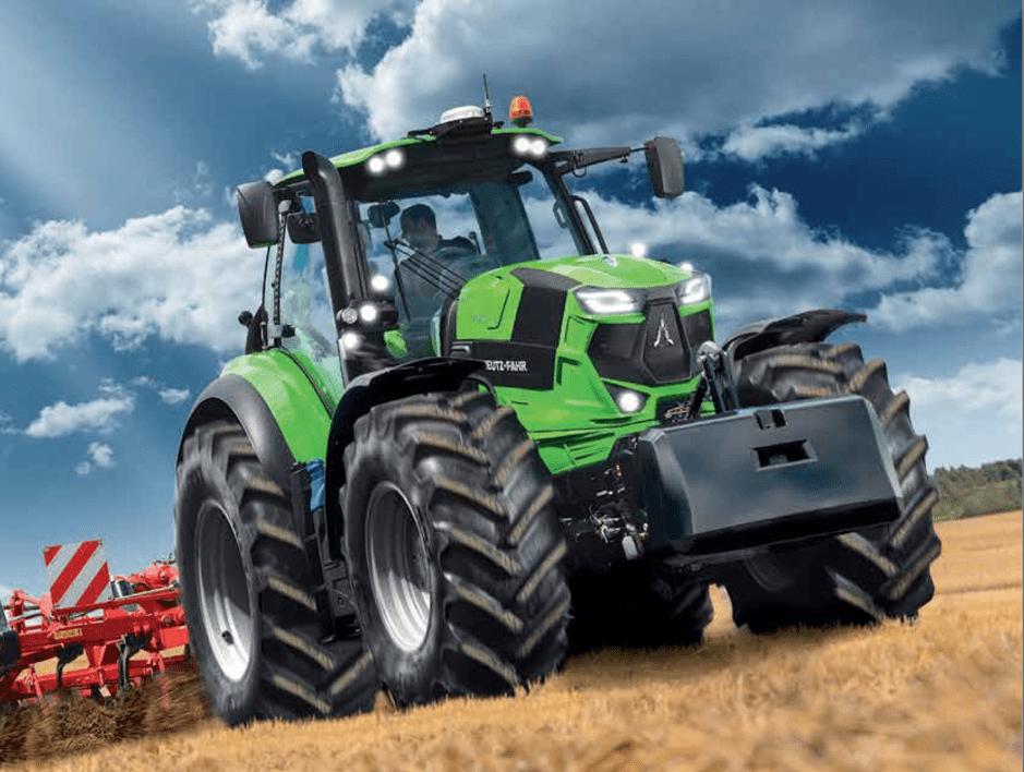 160-350hp Cabin Tractors