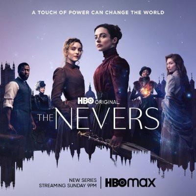 The Nevers - Nesba Crenshaw, Ian Alexander, Hector Moss and Paul Hamilton.
