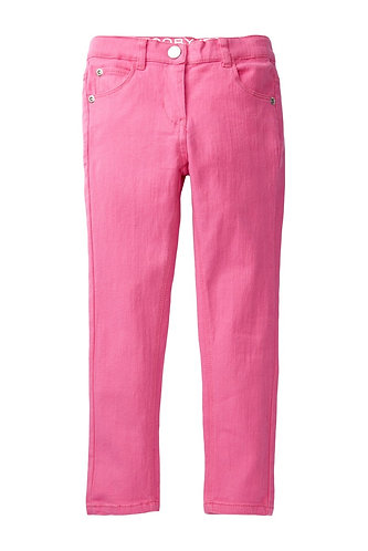 TooByDoo Girls Pink Stretch Denim