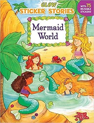 Mermaid World - Sticker Stories