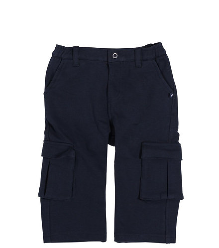 TooByDoo Navy Cargo Lounge Pants