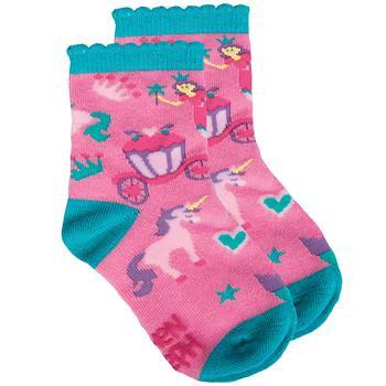 Stephen Joseph Girls Princess Socks
