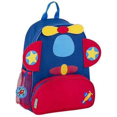 Stephen Joseph Airplane Backpack