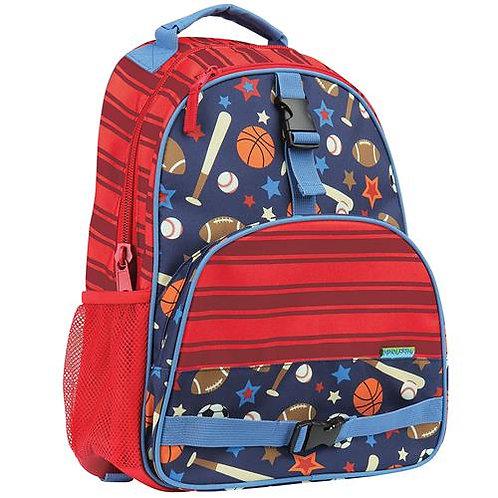 Stephen Joseph All Over Sports Backpack