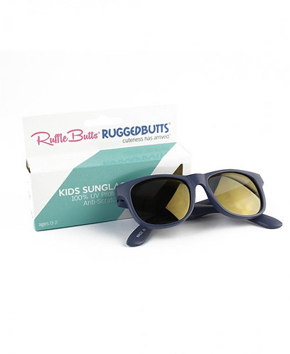 Rugged Butts Navy Sunglasses