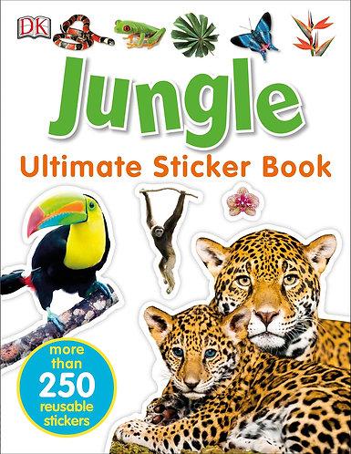 Ultimate Sticker Book - Jungle