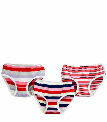 TooByDoo Girls Stripe Underpants