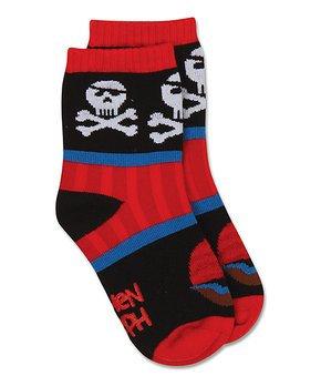 Stephen Joseph Boys Pirate Socks