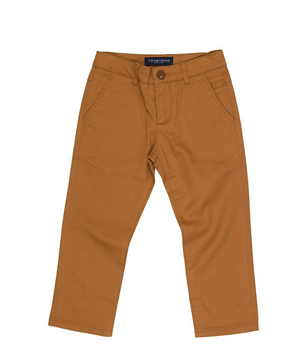 TooByDoo Cool-fit Toffee Chino Pants