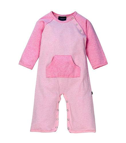 TooByDoo Pink Pocket Jumpsuit