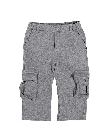 TooByDoo Gray Cargo Lounge Pants